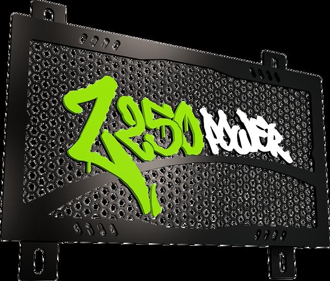 Protector Radiador Z250