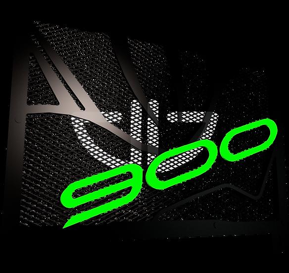 Protector Radiador Z900