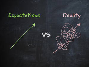 Expectations vs Reality - 70Ventures