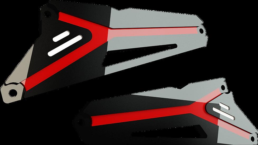 Embellecedor guardatacón Z800