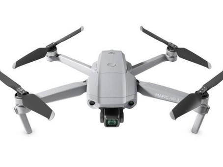 DJI最新機種【MAVIC AIR 2】をインフラ点検視点で考察!