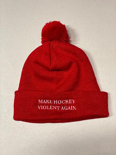 Make Hockey Violent Again - Hats