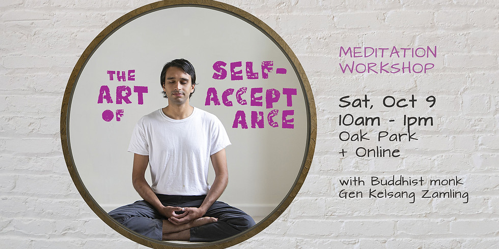 • The Art of Self-Acceptance