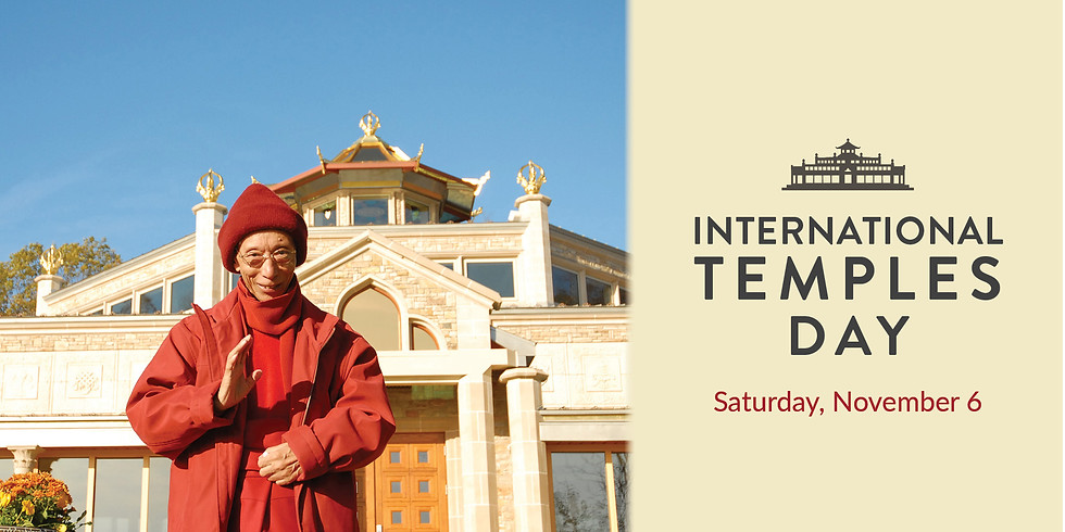 • International Temples Day