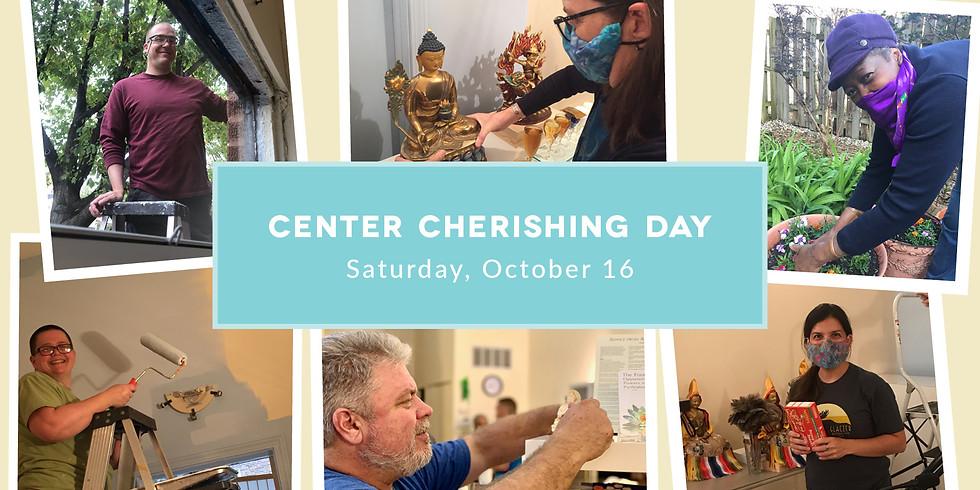 • Center Cherishing Day