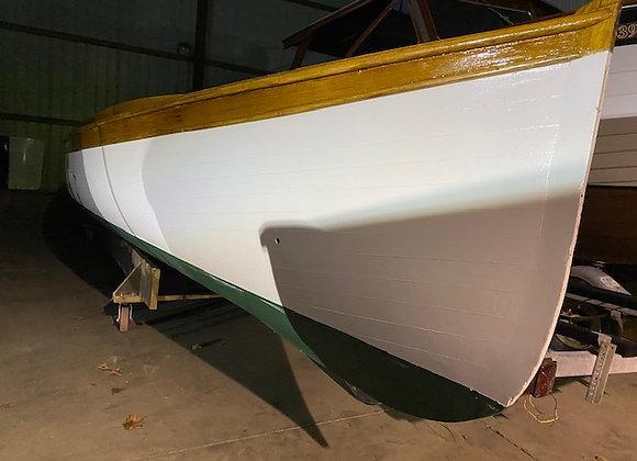 1900 Fay & Bowen 27' Torpedo Stern