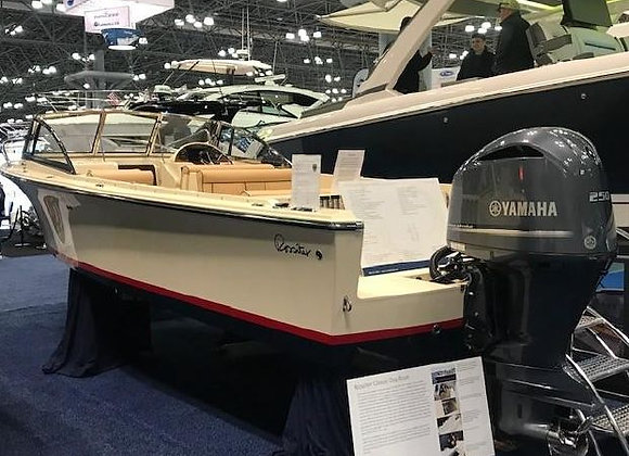 Rossiter 23 Classic Day Boat - Pre-Owned