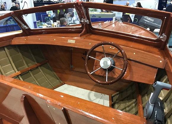 1956 Lyman 18' Outboard