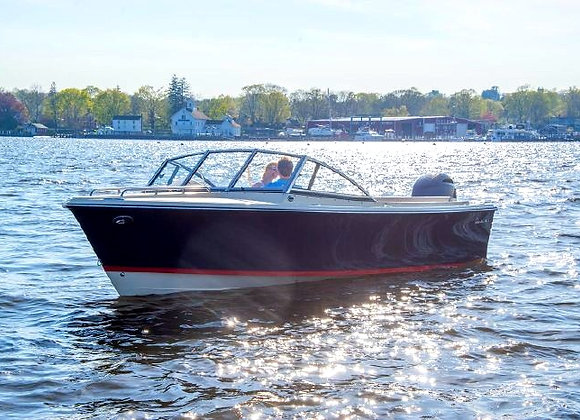 Rossiter 2019 R20 Coastal Cruiser