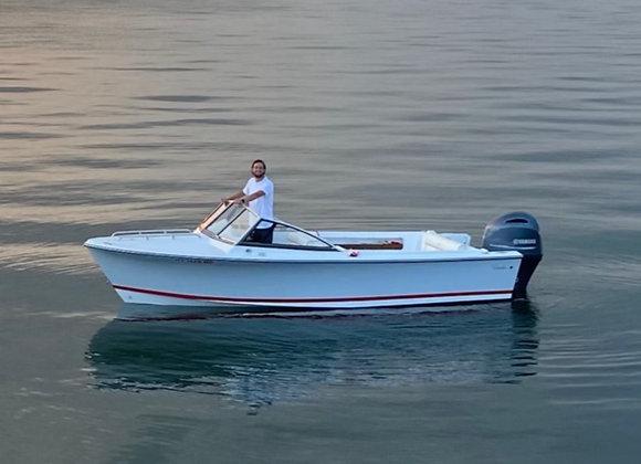 Rossiter 20 Costal Cruiser 2022