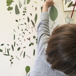 Atelier Création et nature