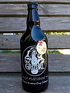 Brasserie Grizdal, la marianne 50cl