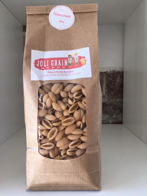 Joli grain, pâtes gnocchetti, 500g