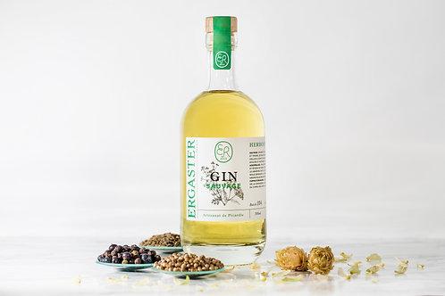 Distillerie Ergaster, Gin herboriste  50 cl