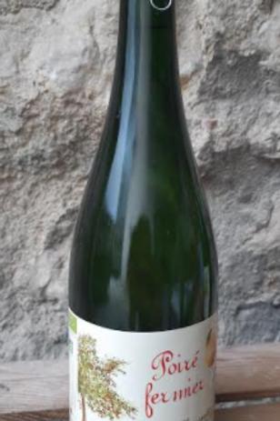 Ferme des Charmettes, Poiré, 0.75 litre