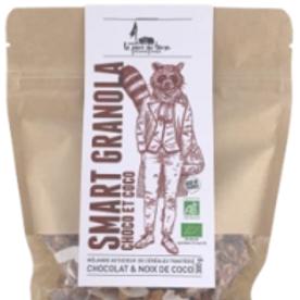La pierre qui tourne, smart granola cacao coco, 300g