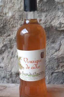 Ferme des Charmettes, vinaigre de cidre, 70cl