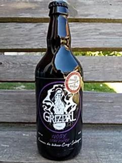 Brasserie Grizdal, noire 50cl