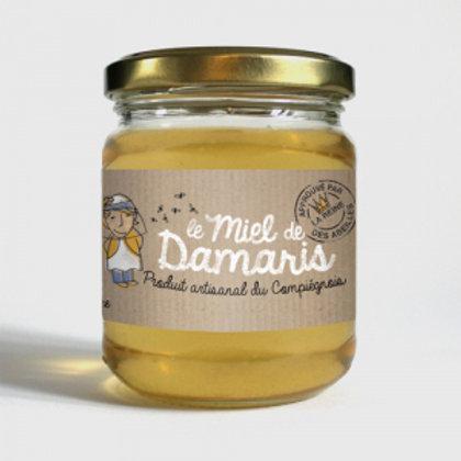 Miel de Damaris, Miel crémeux
