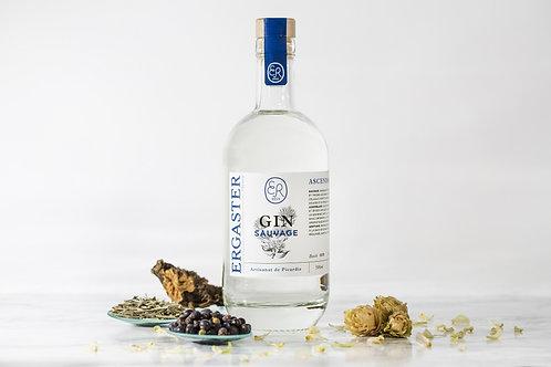 Distillerie Ergaster, Gin sauvage ascendance 50 cl
