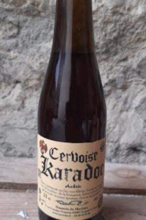 Cervoise Karadoc, ambrée 33 cl