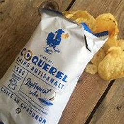 Ferme de Coquerel, chips artisanales, 150g