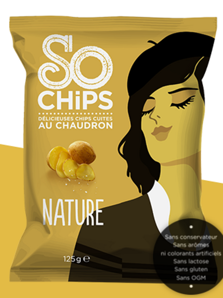 So chips, chips natures