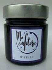 Ma confiture, myrtille, pot de 290 g