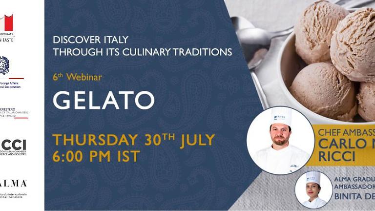 Italian Gelato - True Italian Taste