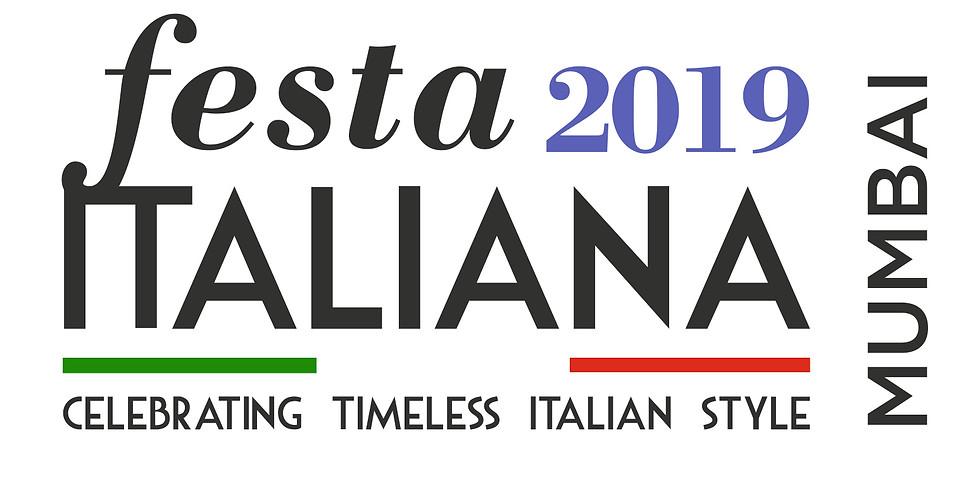 Festa Italiana 2019 - MUMBAI