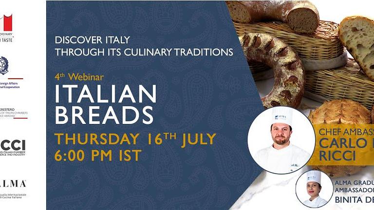 Italian Breads - True Italian Taste