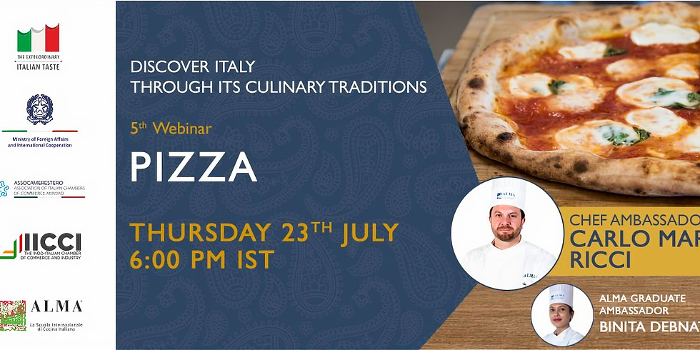 Italian Pizza - True Italian Taste