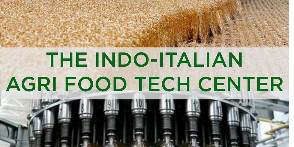 Italian Mission to India - Agri Food Tech