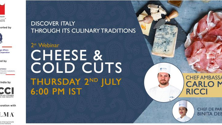 Italian Cheese and Cold-cuts - Discover Italy Through its Culinary Traditions