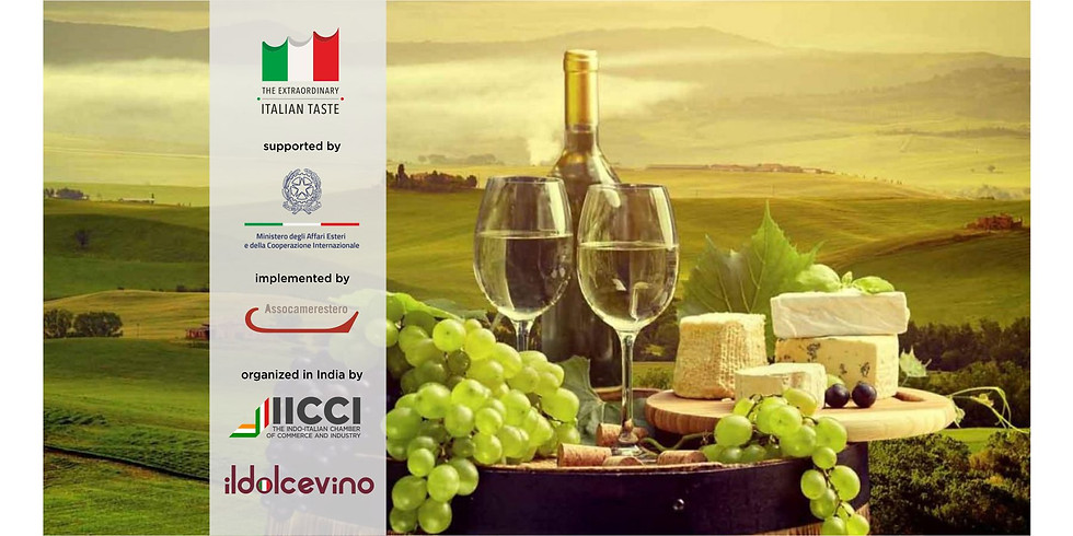 True Italian Taste I Wine Masterclass Kolkata I 19 March