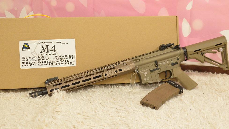 【 電動ガン 】DOUBLE BELL TTIタイプ AR-15 TTI 【一丁限定】