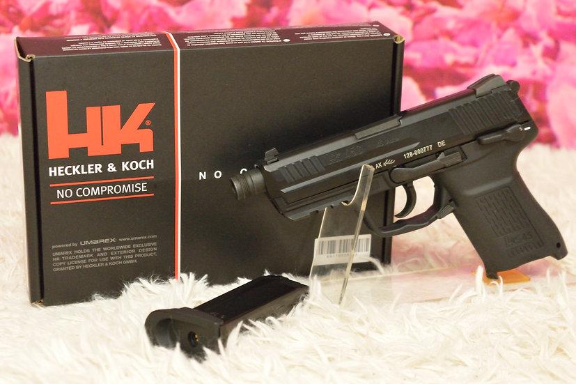 【 ガスガン 】 Umarex [VFC] HK HK45CT JPversion [スライドメタル]
