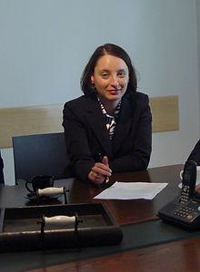 Ana Mogos - senior associate