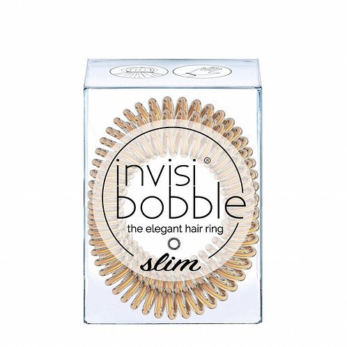 Sweet Bronze Slim Collection Invisibobble