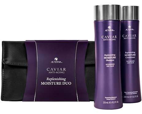 Caviar Replenishing Moisture Holiday Duo