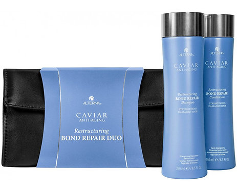 Caviar Restructuring BOND REPAIR Holiday Duo