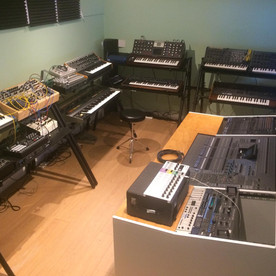 Glasgow Electronic Music Studio - Chris Geddes (español)