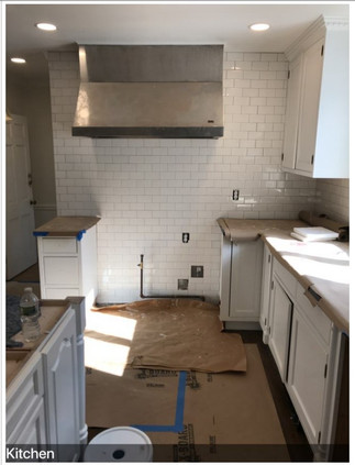 Residential Kitchen