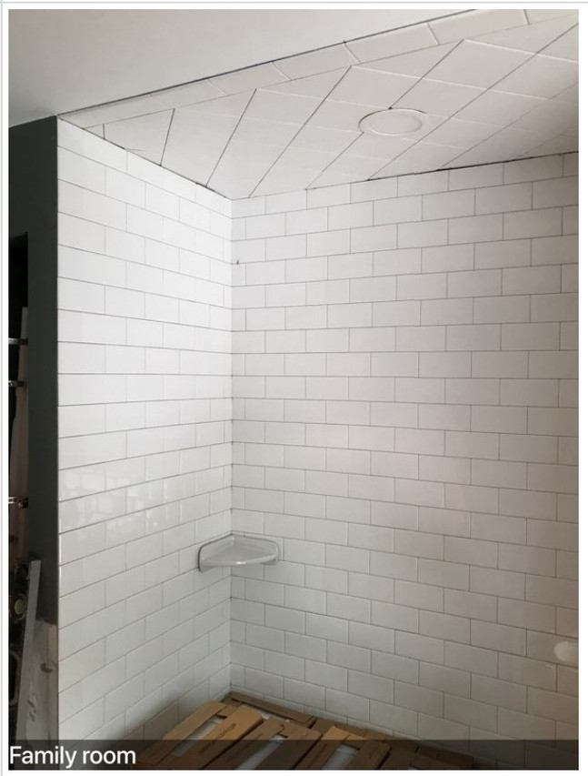 Residential Tub Surround