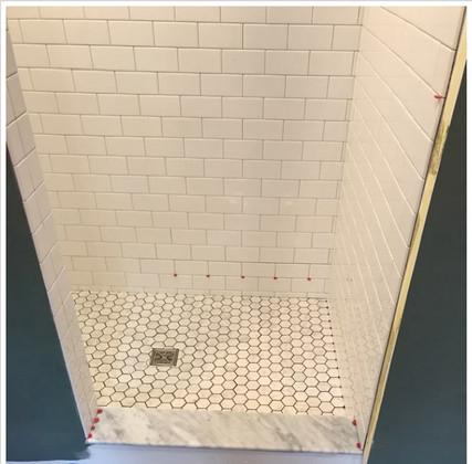 Residential Shower