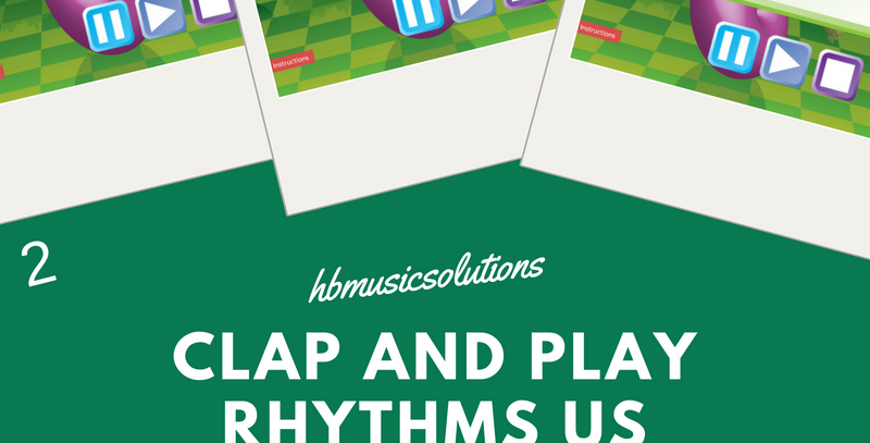 Clap And Play Rhythms 2 US