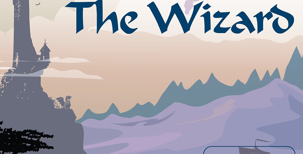 The Wizard for Flute or Oboe and backing track