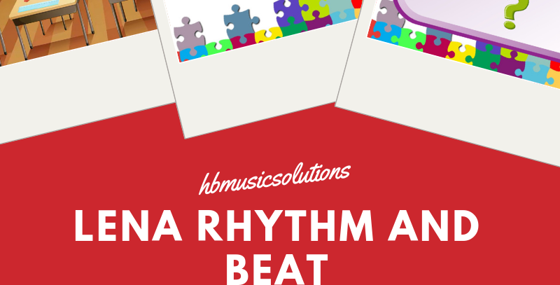 Lena's Rhythm And Beat Tutorial And Quiz