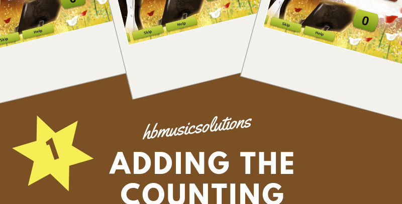 Adding The Counting Module 1