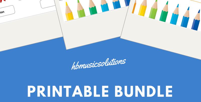 Printable Bundle